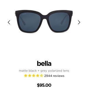 Diff Eyewear sunglasses. Never worn!